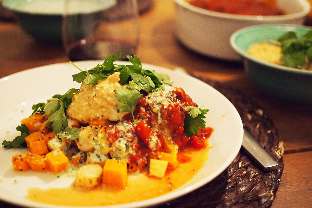marokkolaiset-lihapullat-tomaattikastikkeessa