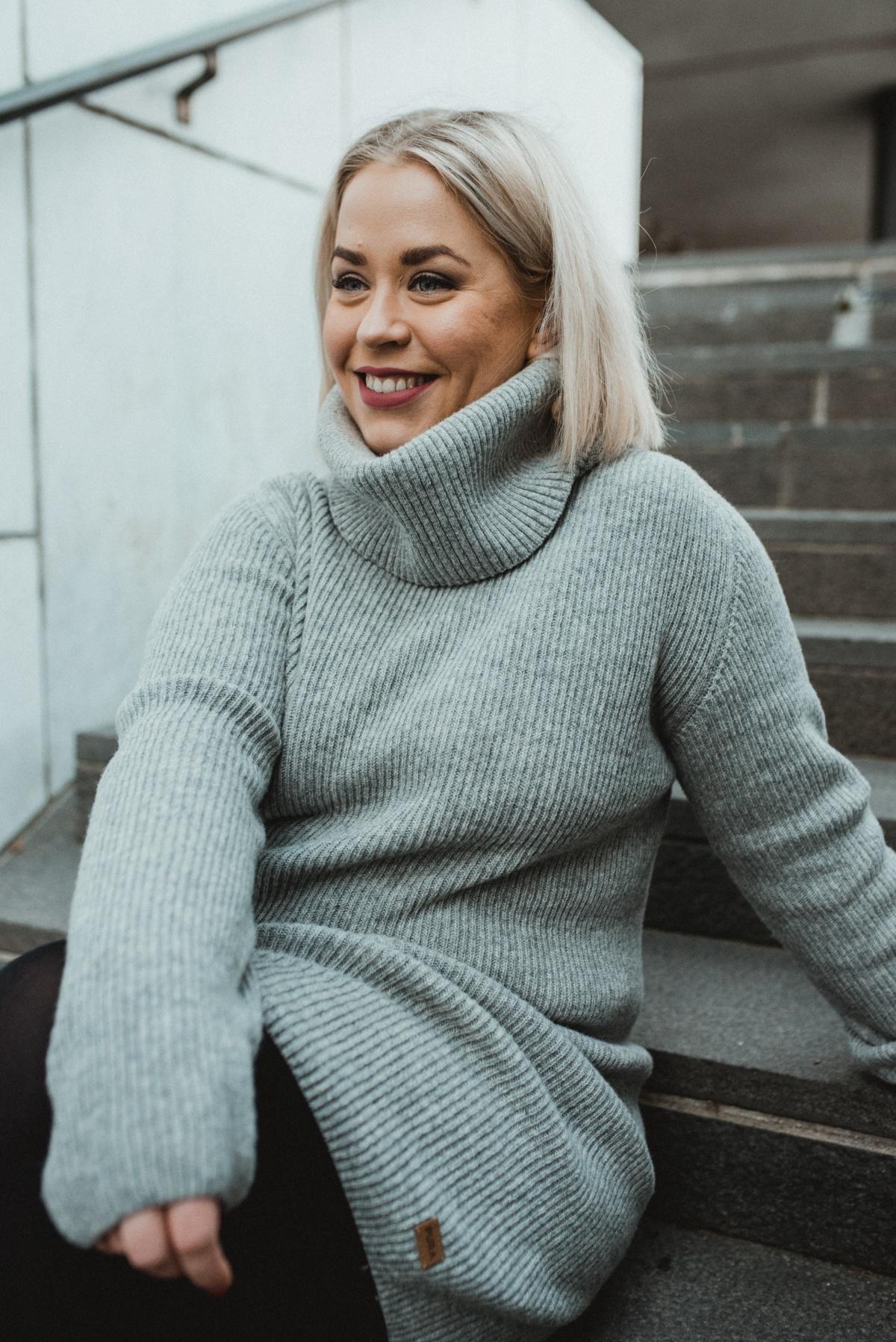 Pura Finland neulemekko