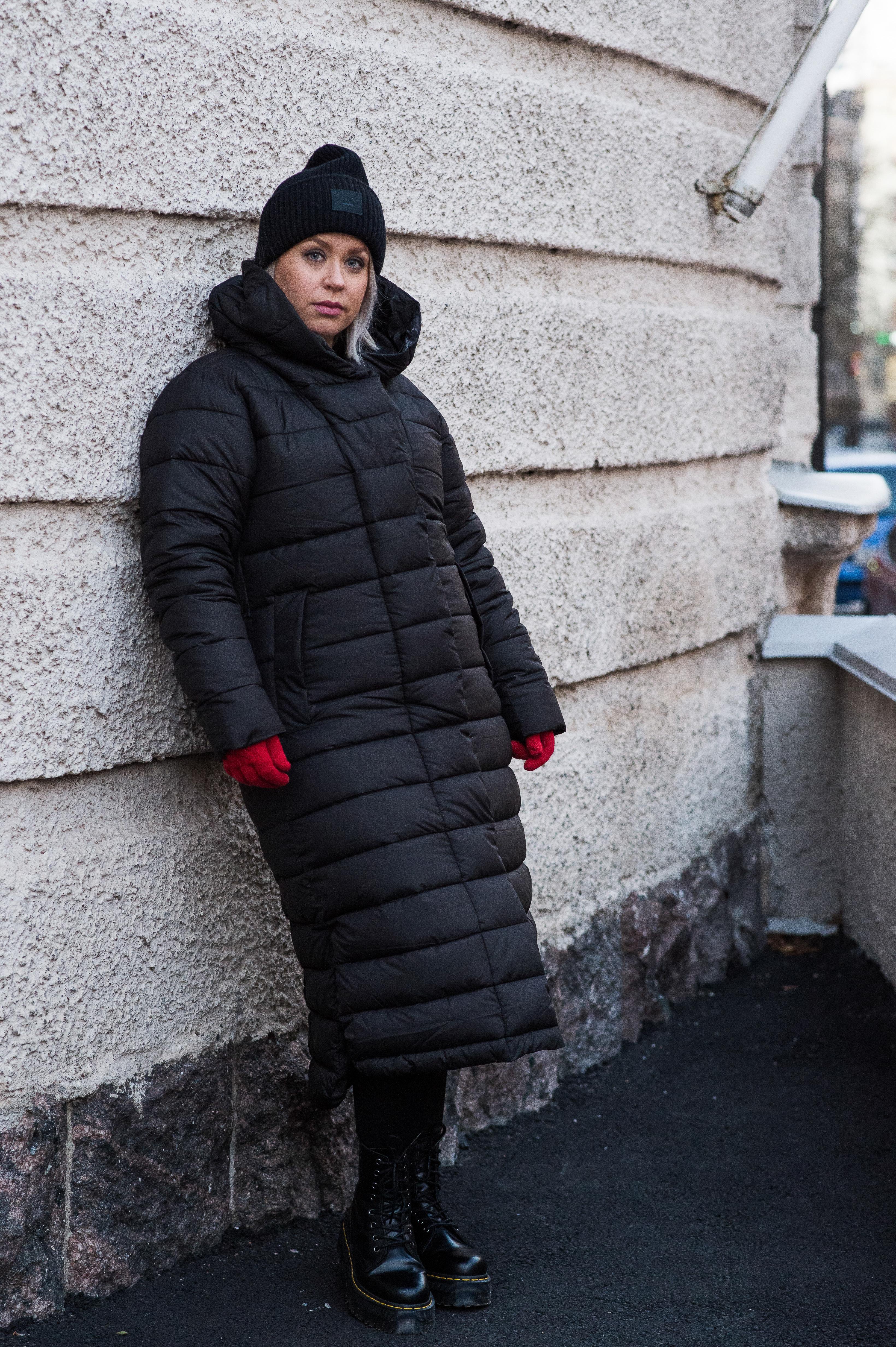 Didriksons Stella-talvitakki on unelmieni talvitakki.