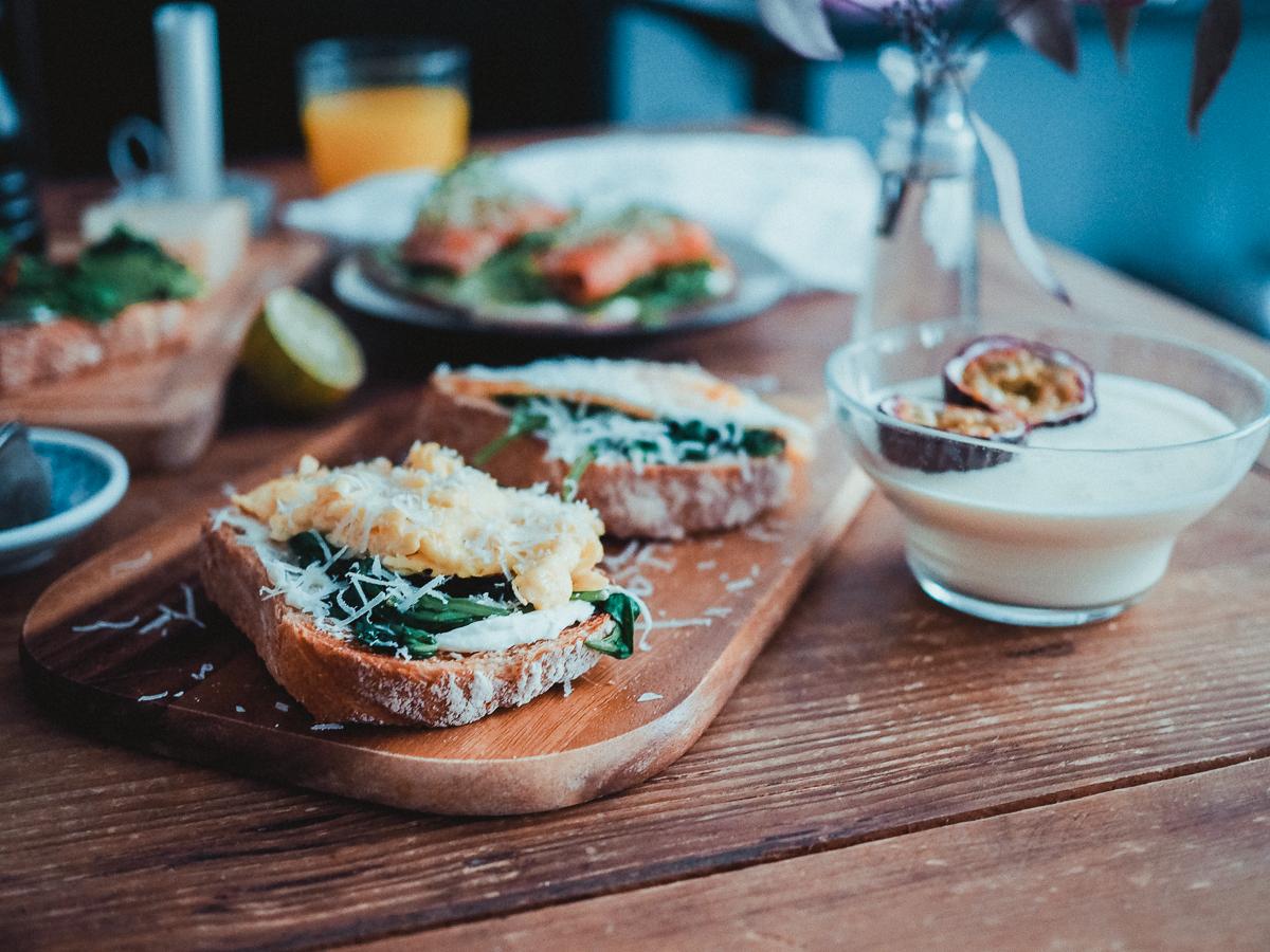 Herkullinen ja terveellinen voileipä kolmella tapaa. Testaa!